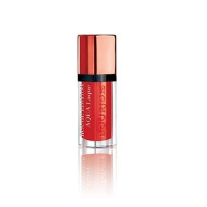Bourjois Rouge Edition Aqua Laque pomadka hybrydowa T06 Feeling Reddy