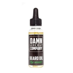 Damn Good Soap Beard Oil The Woods Olejek do brody  25ml