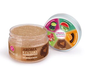 Dermacol Aroma Ritual Body Scrub Peeling do ciała Irish Coffee