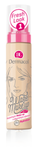 Dermacol Wake&Make-Up Woodporny podkład w płynie 02 30 ml