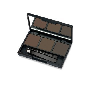 Golden Rose Eyebrow Styling Kit - Zestaw do stylizacji brwi 003 Deep Brown