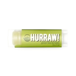 Hurraw! Balsam do ust Green Tea