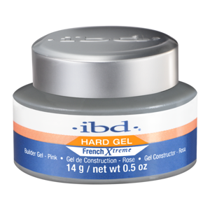 IBD Hard Gel Żel budujący do paznokci French Xtreme LED/UV PINK 14g