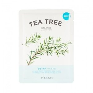 IT'S SKIN Fresh Mask Sheet Przeciwtrądzikowa TEA TREE