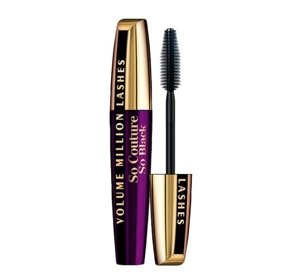 L'Oreal Million Lashes Tusz So Couture So Black