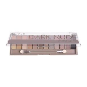 Lovely Nude Make Up Kit Paleta 12 cieni Dark