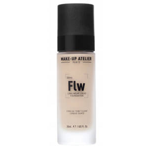 Make-up Atelier Paris Fluid wodoodporny FLWP Porcelain 30ml