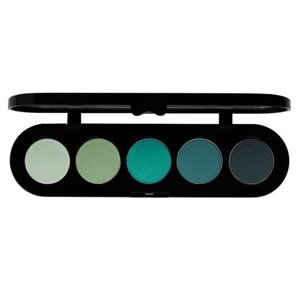 Make-up Atelier Paris Paleta 5 cieni do powiek T29 Satynowe 10g