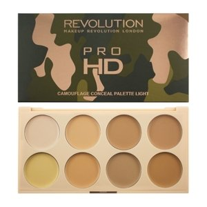 Makeup Revolution Moro Ultra Pro HD Camouflage Light