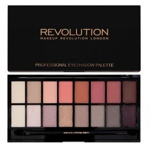 Makeup Revolution Paleta NEW-TRALS VS NEUTRALS