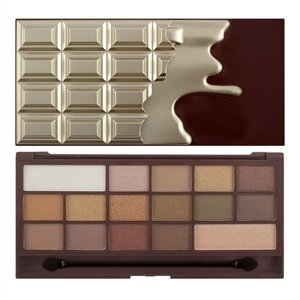 Makeup Revolution Paleta cieni GOLDEN BAR