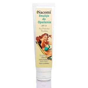 Nacomi Emulsja do opalania SPF 15 150ml