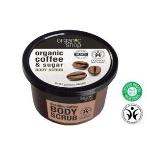 Organic Shop Scrub do ciała Coffee&Sugar OS64