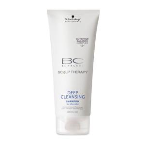 SCHWARZKOPF BC Scalp Therapy Szampon głęboko oczyszczający Deep Cleansing 200ml