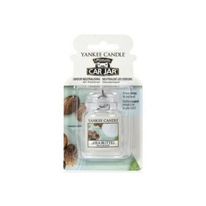 Yankee Candle Car Jar Ultimate Zapach do samochodu Shea Butter
