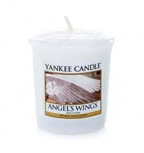 Yankee Candle świeca SAMPLER Angels Wings