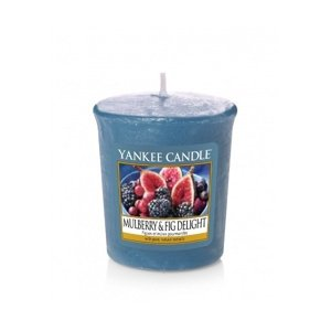 Yankee Candle świeca SAMPLER Mulberry&Fig Delight