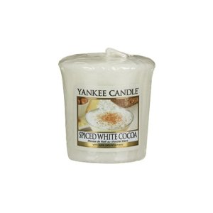 Yankee Candle świeca SAMPLER Spiced White Cocoa