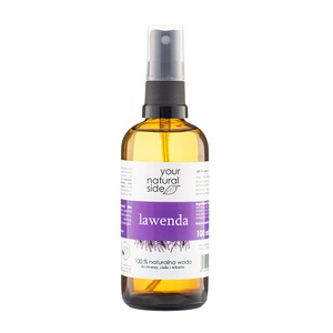 Your Natural Side Woda kwiatowa LAWENDOWA 100 ml w sprayu