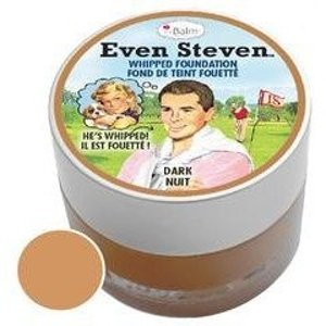 theBalm Even Steven Whipped Foundation Podkład do twarzy Dark