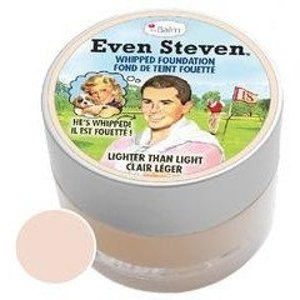 theBalm Even Steven Whipped Foundation Podkład do twarzy Lighter than Light