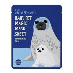 Holika Holika Baby Pet Magic Sheet Maseczka w płacie SEAL