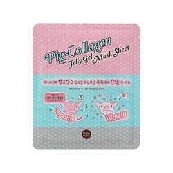 Holika Holika Pig-Collagen Jelly Gel Mask Sheet Maseczka w płacie