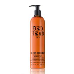 TIGI  Bed Head Colour Goddess Szampon do włosów brązowych i rudych 400ml