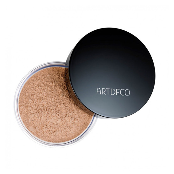 ARTDECO Puder High Definition Loose Soft Fawn 6
