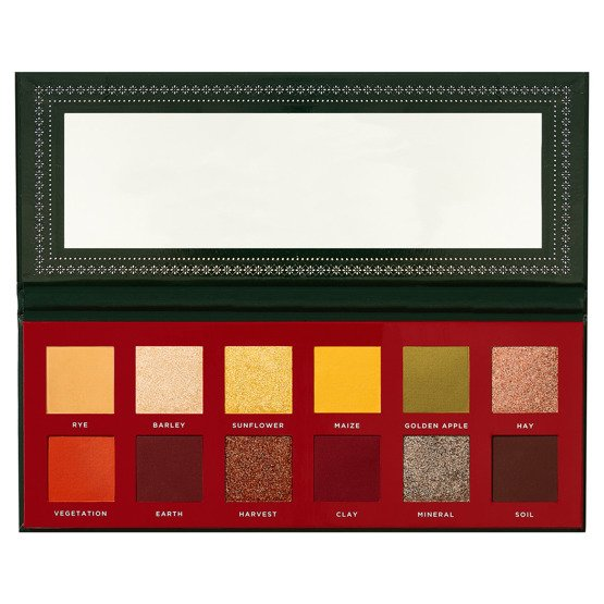 Ace Beaute The Classical Paradise Palette Paleta 12 cieni