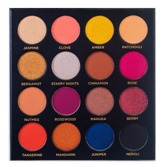 Ace Beaute The Quintessential Palette Paleta 16 cieni