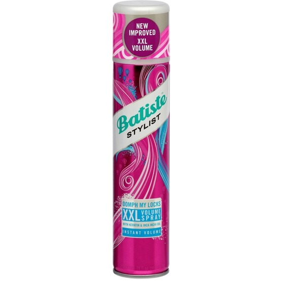 Batiste Lakier Oomph My Locks XXL Volume Spray Lakier do włosów 75 ml