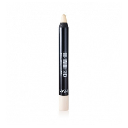 Hean Pro-Contour Stick - Kredka do konturowania twarzy 101 Highlight