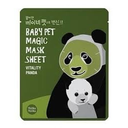 Holika Holika Baby Pet Magic Sheet Maseczka w płacie PANDA