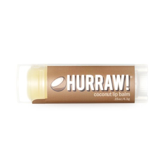 Hurraw! Balsam do ust Coconut