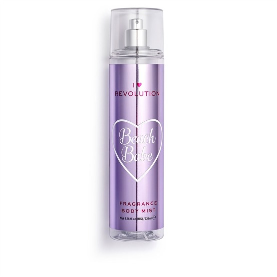 I Heart Revolution Body Mist Mgiełka do ciała Beach Babe 236ml