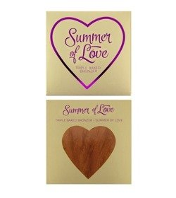 I Heart Revolution Bronzer Love Hot Summer