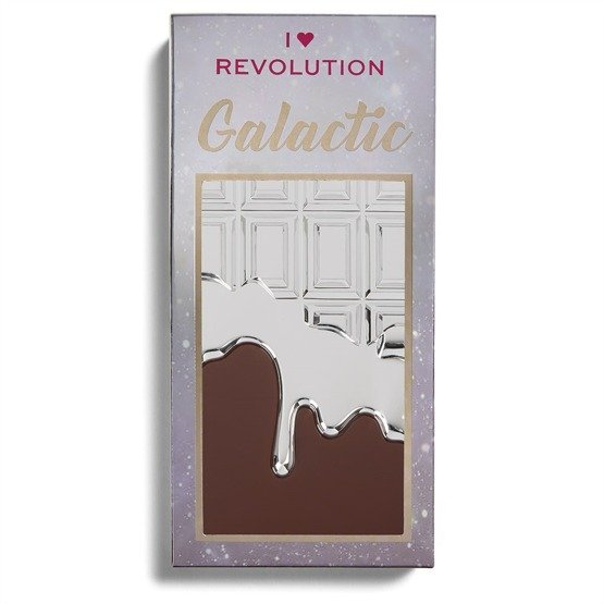 I Heart Revolution Paleta cieni Galactic Chocolate