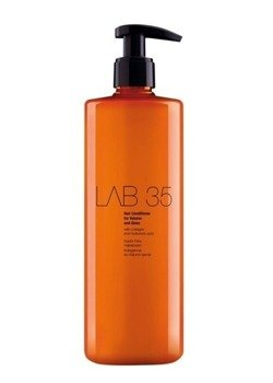 KALLOS LAB 35 Odżywka gloss & volume 500ml