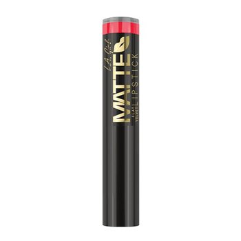 L.A. Girl Matte Flat Velvet Lipstick Matowa pomadka do ust 807 Hot Stuff