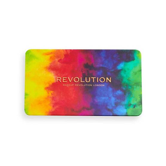 Makeup Revolution Paleta cieni Forever Flawless Pride We Are Love Eyeshadow Palette