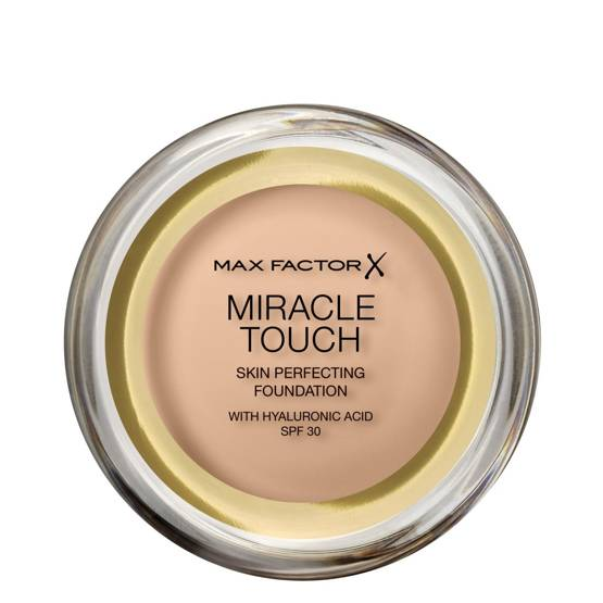 Max Factor podkład Miracle Touch 43 Golden Ivory