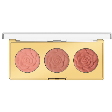 Milani Rose Trio Powder Blush - 01 FLOWERS OF LOVE
