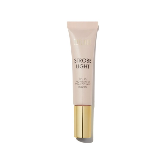Milani STROBE LIGHT LIQUID HIGHLIGHTER Rozświetlacz w płynie 01 After Glow