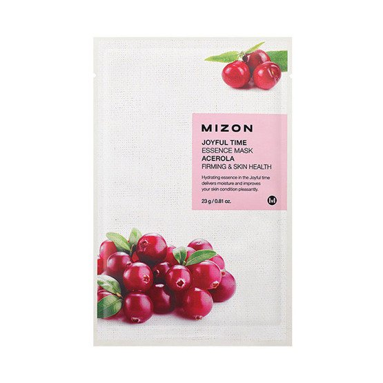Mizon Joyful Time Essence Mask Maska w płacie ACEROLA