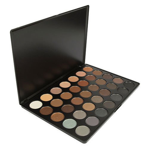 Morphe 35K - 35 COLOR KOFFEE EYESHADOW PALETTE Paleta cieni