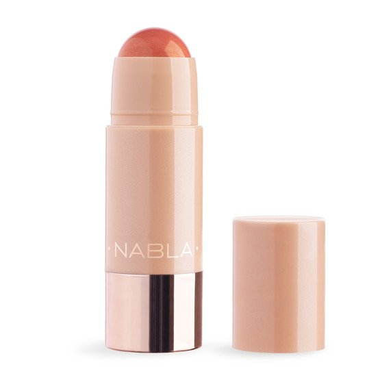 NABLA DENUDE COLLECTION Glowy Skin Extra Glam Blush Stick Róż w sztyfcie Maybe Baby