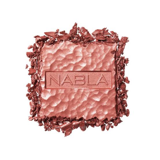 NABLA MIAMI LIGHTS COLLECTION SKIN GLAZING BLUSH  Rozświetlacz do twarzy Independence