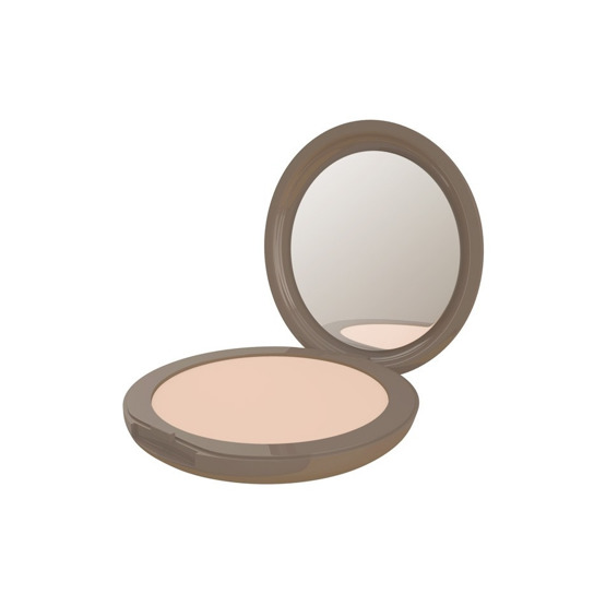 Neve Cosmetics Flat Perfection Foundation Mineralny podkład prasowany Light Rose