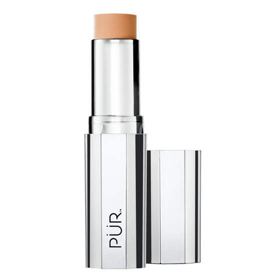 PÜR 4-in-1 Foundation Stick Podkład w sztyfcie Golden Medium